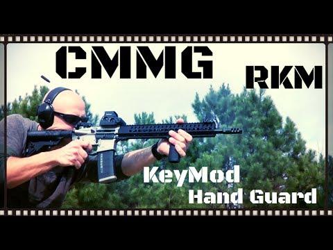 CMMG RKM KeyMod Hand Guard