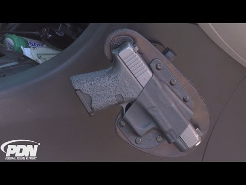 Crossbreed ram mount holster system gun videos