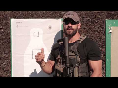 Daniel Defense Target Drill - DDM4 V5 and Sig P226