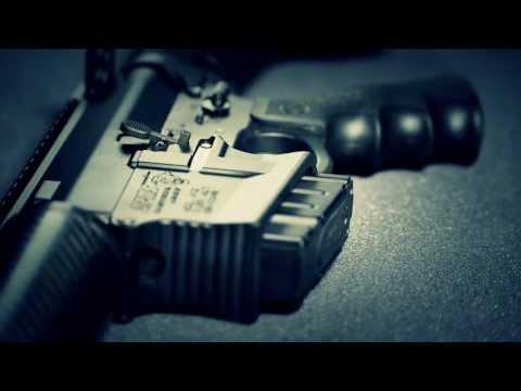 DPMS GII 308 AR Rifle
