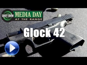 Glock 42 with R Lee Ermey