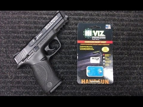 HiViz S&W M&P22 Front Sight