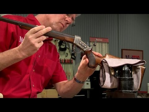 How to Fix a Stripped Wood Screw in a Gun Stock