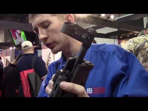 Kel-Tec Wood Grain Bullpup Rifle