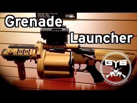 M32A1 40mm Grenade Launcher