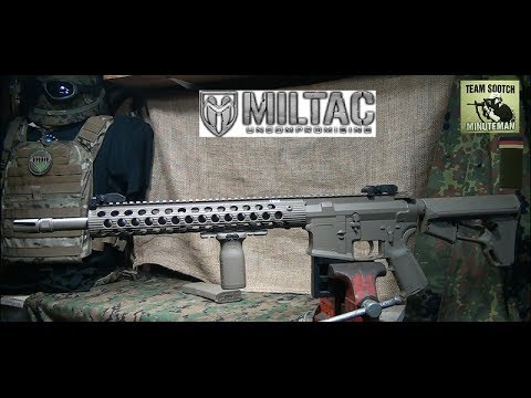MILTAC Alpha Series AR-15 Rifle