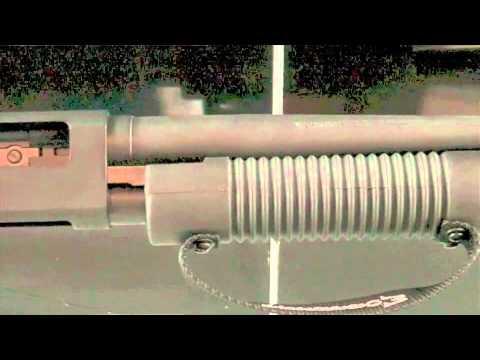 Mossberg 500 JIC Patriot Shotgun