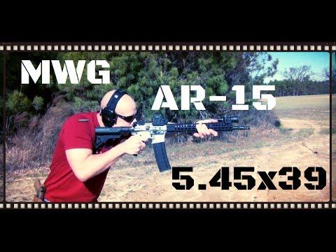 MWG IK-520 40 Round AR Magazine