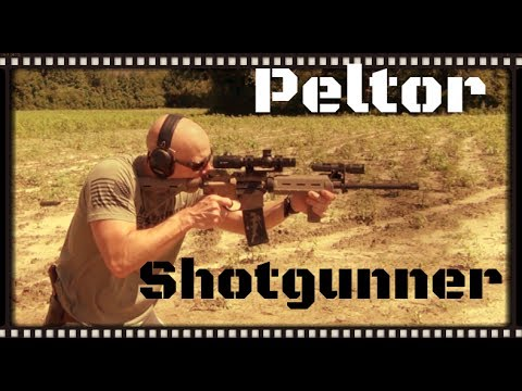 Peltor Shotgunner Earmuff Hearing Protection