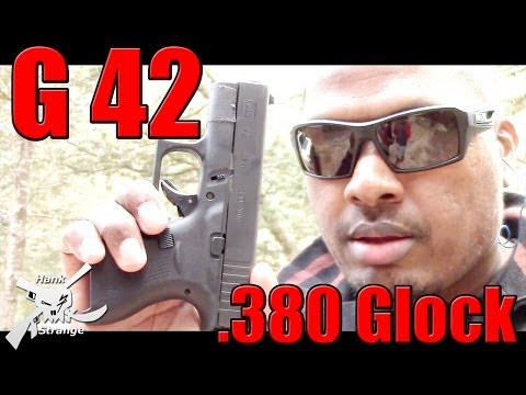 Shooting the Glock 42 – First Impressions