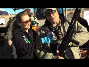 SHOT Show 2014 – Escort Gladius 20 Gauge Home Defense Shotgun