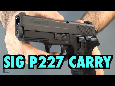Sig P227 Overview