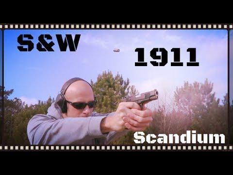Smith & Wesson 1911SC E-Series Pistol