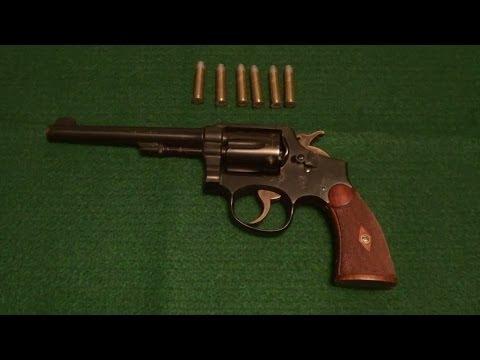 Smith & Wesson Model 1905 Revolver