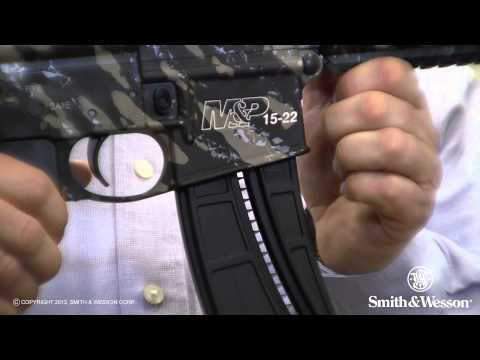 Smith & Wesson M&P15-22 Camo Patterns