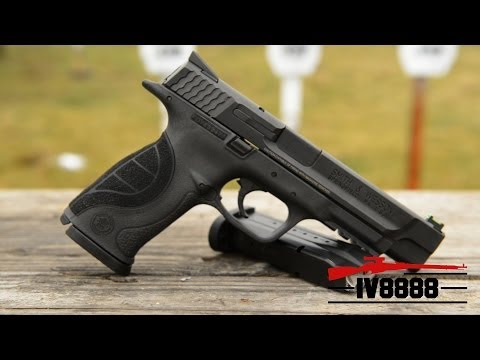 Smith & Wesson M&P9 Pro Series Review