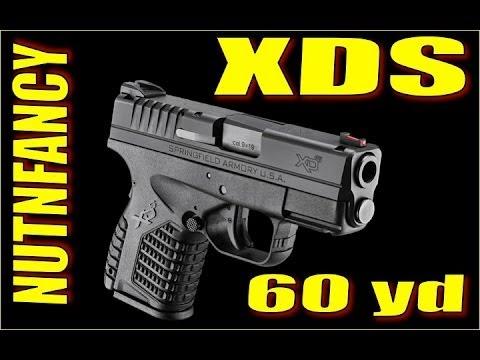 Springfield XD-S Pistol Series Review