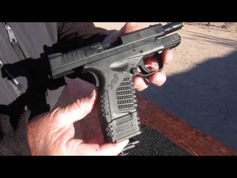 Springfield XDs 4 Inch Barrel