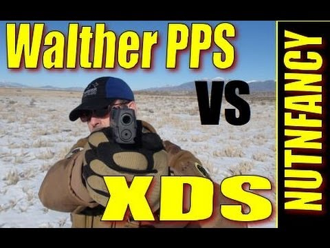 Springfield XDS vs Walther PPS