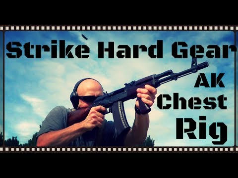 Strike Hard Gear AK-47 Chest Rig
