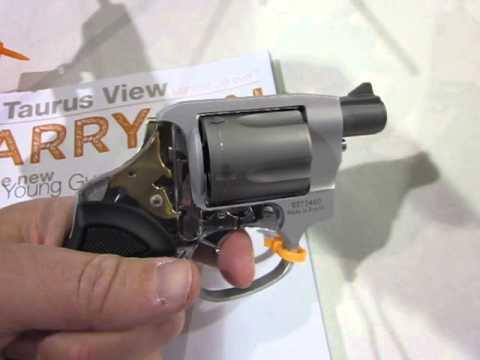 Taurus View Revolver Internals