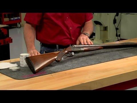 Waxing a Firearm