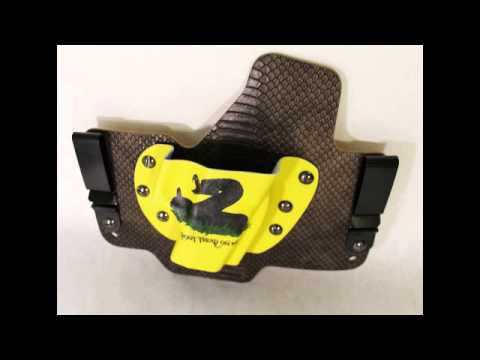 White Hat Holsters Custom Holsters