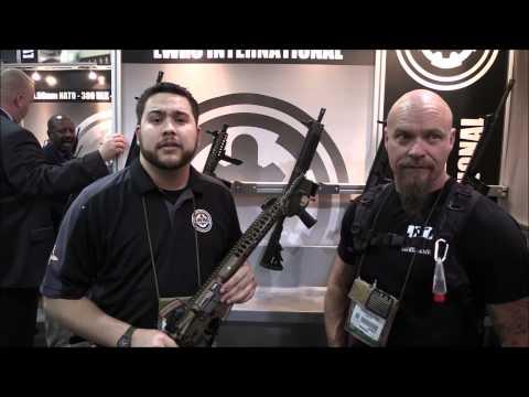 2014 SHOT Show - LWRC New Products