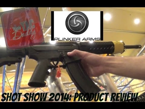 2014 SHOT Show – Plinker Arms