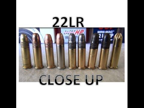 22LR Ammo Comparison