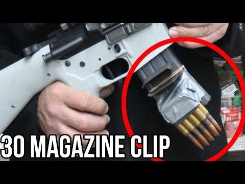 30 Caliber Magazine Clip – Ignorant Politicians