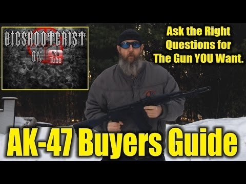 AK Rifle Buying Tips