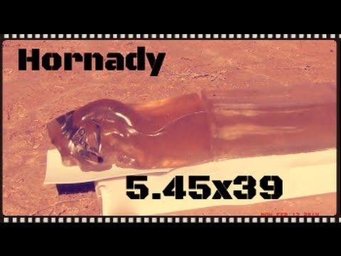 Ammo Test - Hornady 5.45x39 VMAX