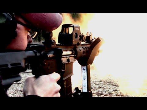 AR Pistol from Hell