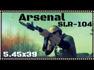 Arsenal SLR-104FR Rifle