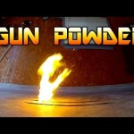 Burning a Line of Gun Powder