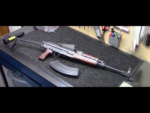 Century VZ2008 Sporter Rifle Trigger Repair