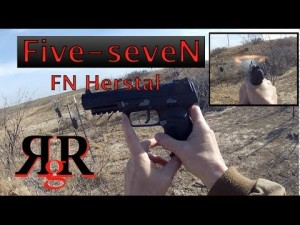 FN Herstal Five-seveN Pistol Review