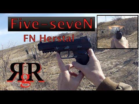 FN Herstal Five-seveN Pistol Review