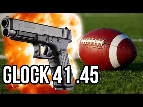Glock 41 vs Super Bowl