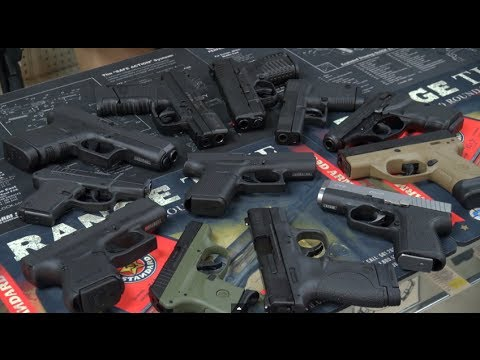 Glock 42 - Concealed Carry Pistol Comparison