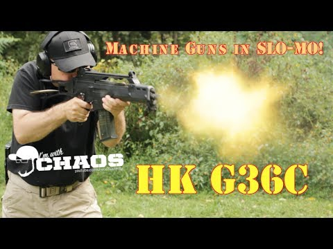 HK G36C Full Auto