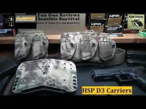 HSP D3 Carrier by G-Code