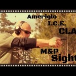 I.C.E. AmeriGlo CLAW EMS Sights for S&W M&P