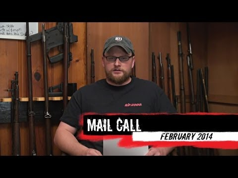 Iraqveteran8888 – Mail Call February 2014
