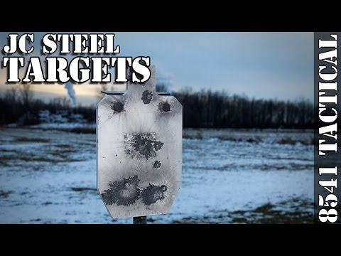 JC Steel Targets Review