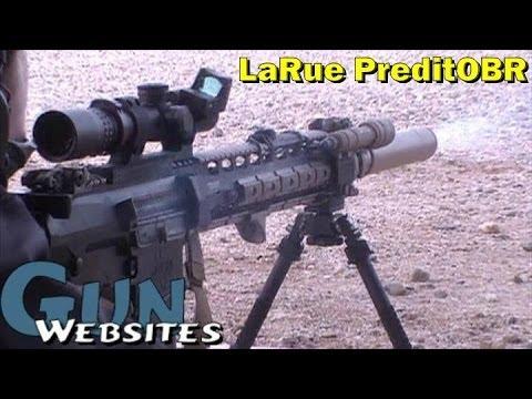 LaRue PredatOBR 7.62