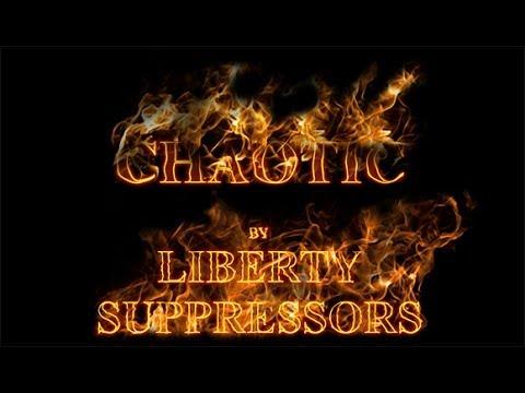 Liberty Chaotic 300 BLK Suppressor