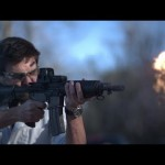 M4 Carbine Full Auto in Slow Motion