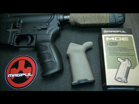 Magpul MOE+ Grip for AR-15 Rifles